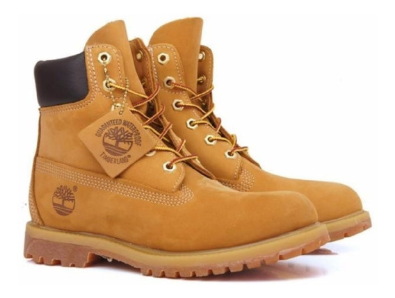 Borcegos Timberland Mujer Talle Del 35 Al 36.5 Mod 10361