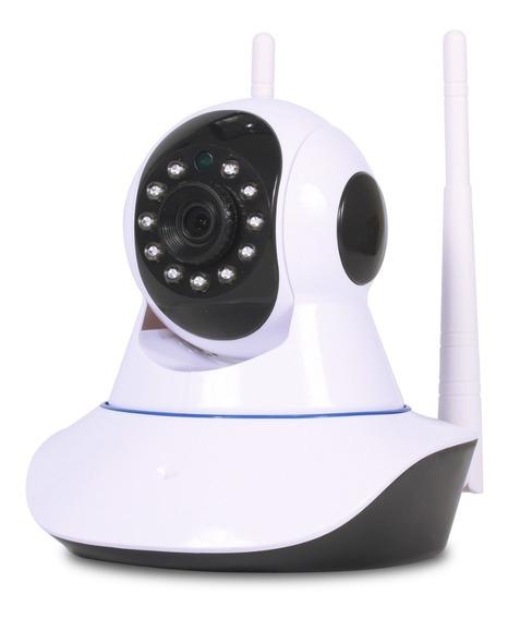 Babá Eletrônica Sem Fio Câmera Acesso Remoto Celular Viva Voz Monitoramento Bebê Dia E Noite Infra Vermelho