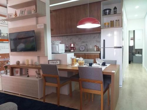 Apartamento Com 2 Dormitórios À Venda, 44 M² Por R$ 144.000 - Parque Do Carmo - São Paulo/sp - 14354