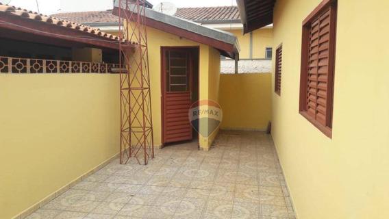 Casa Com 2 Dormitórios Para Alugar, 150 M² Por R$ 900/mês - Jardim Fadel - Nova Odessa/sp - Ca0277