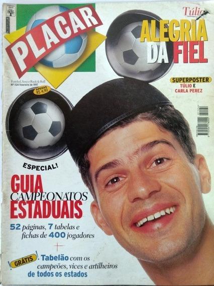 Revista Placar Guia Dos Campeonatos Estaduais 1997