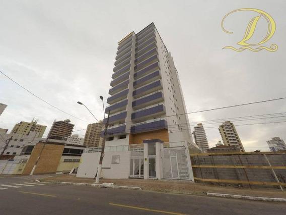 Apartamento De 2 Quartos À Venda Com Churrasqueira Na Sacada E Parcela Direto Com O Proprietário!!! - Ap1716