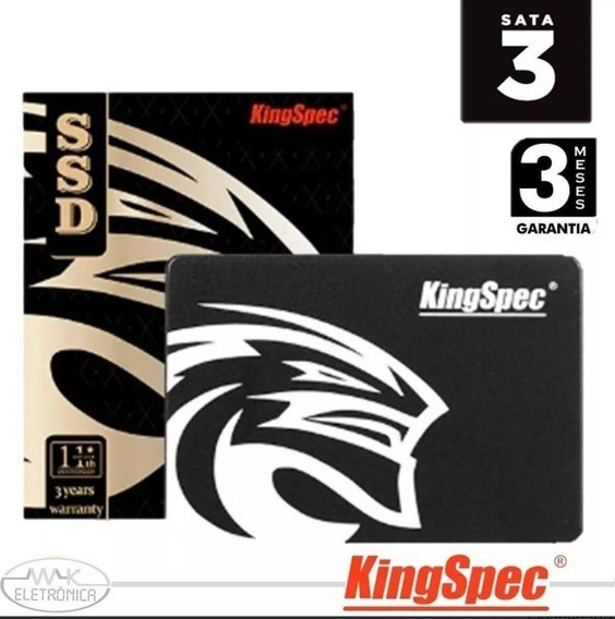 Ssd 360gb Kingspec 2.5 Sata Iii