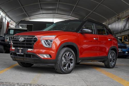 Imagen 1 de 15 de Hyundai Creta Limited Turbo 2021 Credito O Cambio