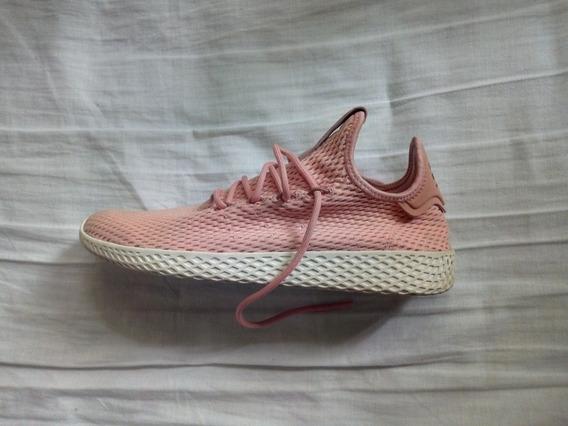 Zapatillas adidas Pharrell Williams Rosa