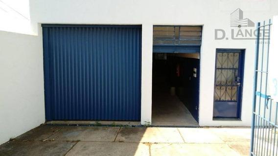 Barracão Comercial Para Locação, Barão Geraldo, Campinas - Ba0729. - Ba0729