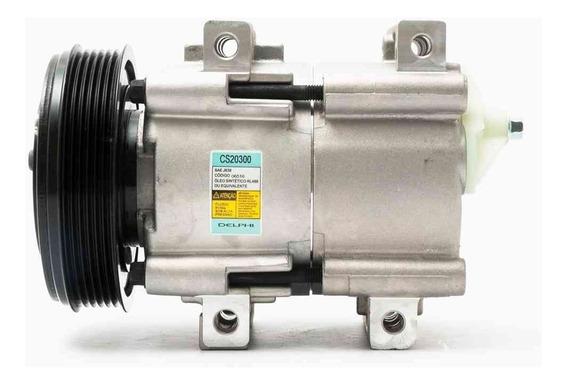 Compressor Ar Condicionado Ford Ranger Diesel 3.0 Até 2012