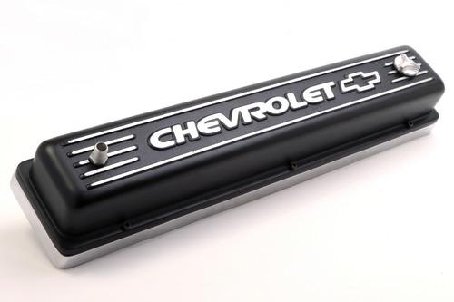 Tapa De Válvulas Rm Chevrolet Con Cuna Chevy Tc Aluminio Rm