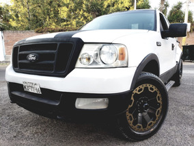 Ford Lobo 5.4 Sport Fx4 Cabina Media 4x4 Mt 2004
