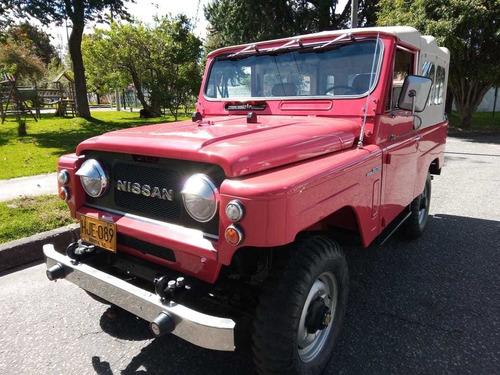 Nissan Patrol 4x4 Carpado