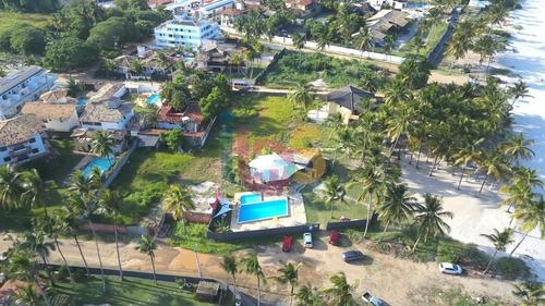 Vendo Casa Pé Na Areia Em Ótima Localização - 4574