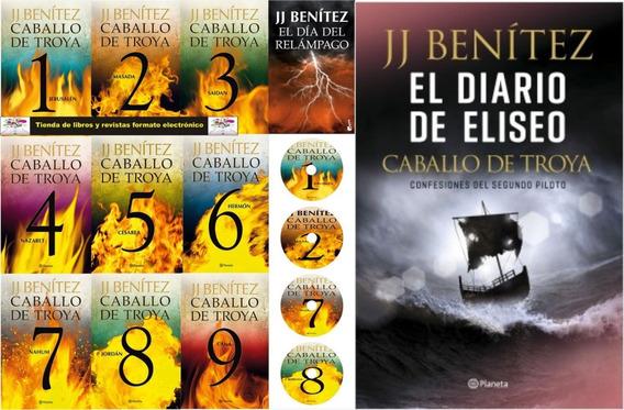 Saga Caballo De Troya Full 2019 - 11 Libros 9 Audio-libros