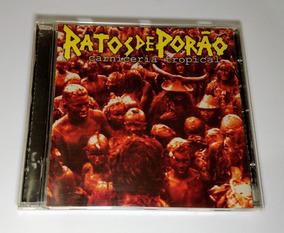 Carniceria Tropical - Ratos De Porão Cd Usado 1997