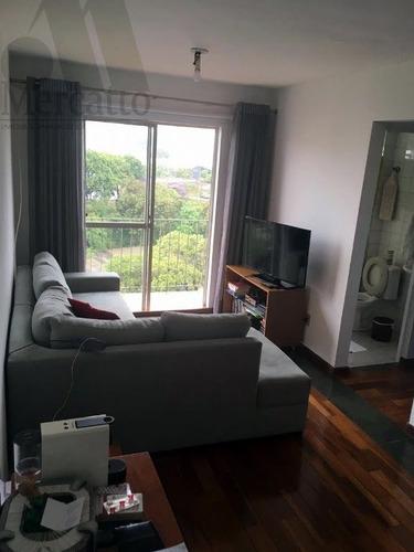 Imagem 1 de 7 de Apartamento Para Venda, 2 Dormitório(s) - 2361
