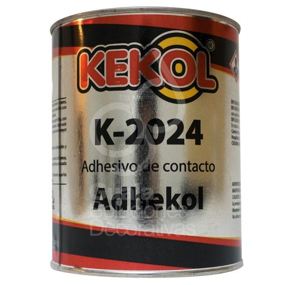 Adhesivo Contacto Kekol Piso Madera Goma Alfombra K2024 750g