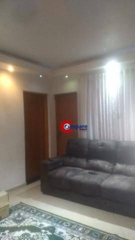 Imagem 1 de 6 de Casa Com 2 Dormitórios À Venda, 145 M² Por R$ 420.000,00 - Jardim Jovaia - Guarulhos/sp - Ca1224