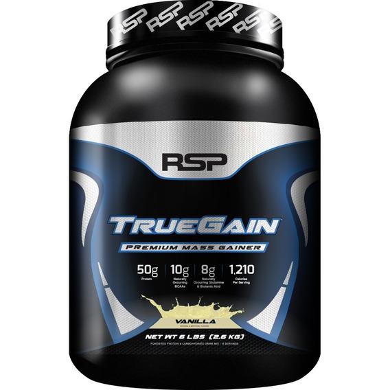 Rsp Truegain Premium Mass Gainer 6lb Vanilla
