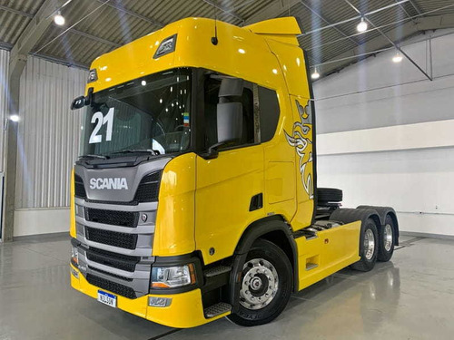 Imagem 1 de 15 de Scania R 450 Highline, 6x2, 20/21.