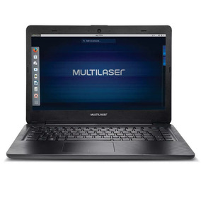 Notebook Multilaser Celeron Dual Core N3060 4 Gb 500gb 14