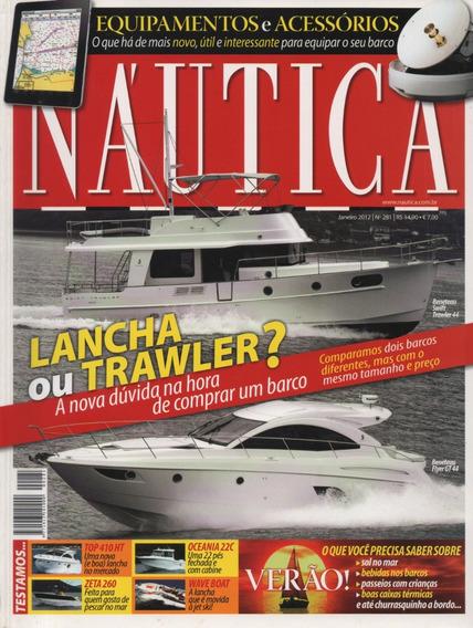 Náutica Nº281 Beneteau Swift Trawler 44 Flyer Gt Zeta 260