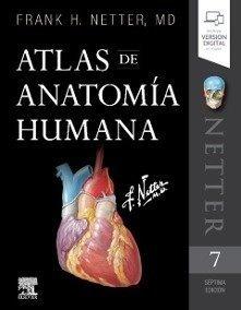 Atlas De Anatomía Humana Netter 6a Edicion Envio Gratis