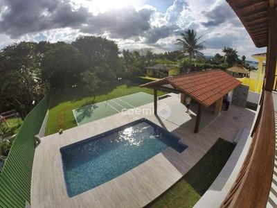 Shis Ql 22, Casa Residencial À Venda, Lago Sul - Ca0008