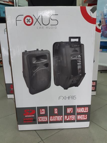 Corneta Amplificada Foxus Car Audio