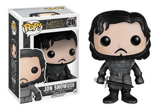 Funko Pop Game Of Thrones Jon Snow Castle Black #26