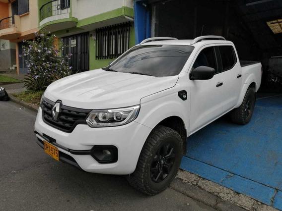 Renault Alaskan Full Equipo