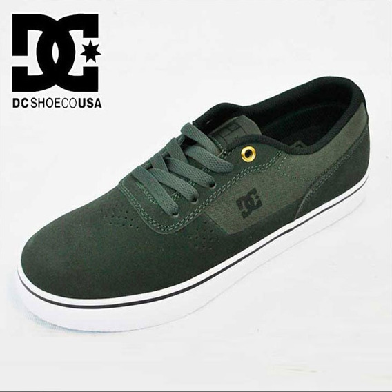 Zapatilla Dc Switch 11us 44.5 Arg 29cm Spit Bella Vista