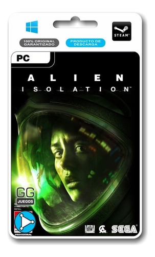 Alien Isolation Pc 100% Original Steam