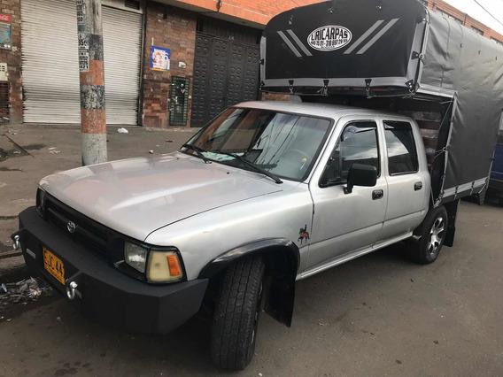 Toyota Hilux Hi Lux Estacas