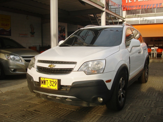 Chevrolet Captiva 2.4 Ls