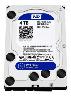 Disco Rigido 4tb Western Digital Caviar Blue 64mb Mg