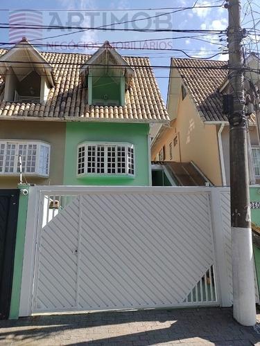 Imagem 1 de 23 de Casa Para Venda, 3 Dormitórios, Vila Sonia - São Paulo - 3486