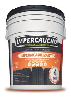 Impermeabilizante 19l 4a (compra 2 Y Regalamos Un Sellador)