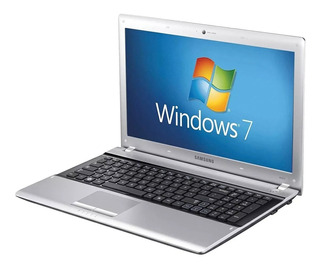 Notebook Samsung Intel Ssd 240gb 4gb Windows7 Ñ Garantia