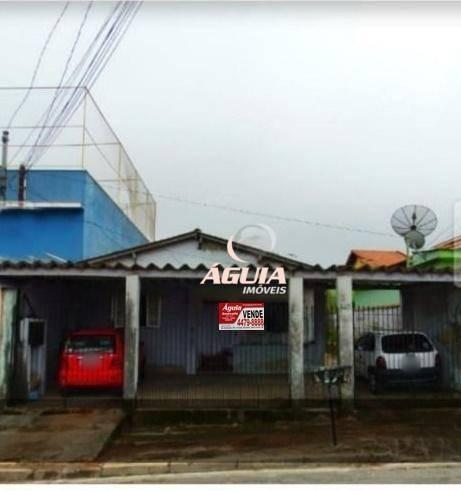 Terreno À Venda, 250 M² Por R$ 450.000,00 - Parque Capuava - Santo André/sp - Te0226