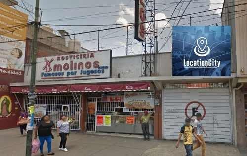 Terreno Comercial Cuautepec En Renta