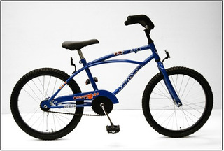 Bicicleta Futura R 20 Playera Varon