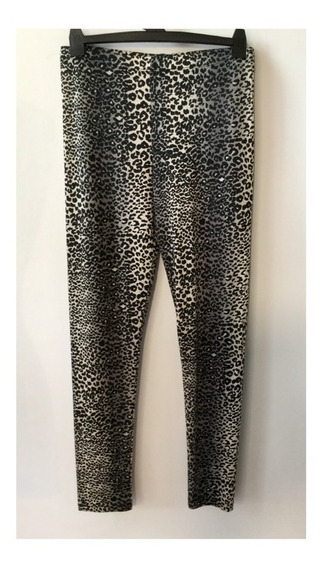Leggings The Look Talle S/m Nuevo
