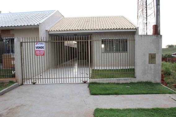 Vende Casa Térrea No Parque Irani - Umuarama - 1088