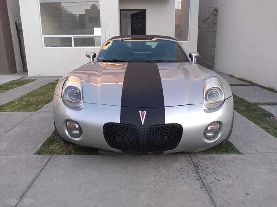 Pontiac Solstice G 5vel Convertible Piel Cd Abs Mt 2008