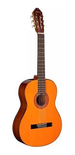 Guitarra Acustica Washburn Wc90pack Con Funda Afinador