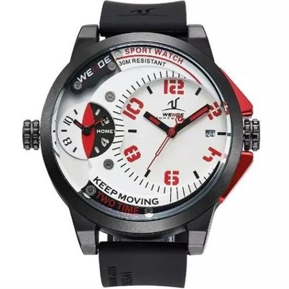 Relógio Weide Masculino Barato Original Garantia Nfe