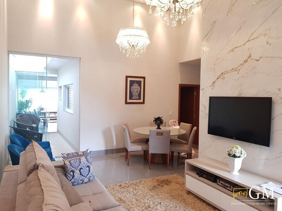 Casa Em Condomínio Para Venda Em Presidente Prudente, Condomínio Residencial Portinari, 4 Dormitórios, 3 Suítes, 2 Banheiros, 2 Vagas - G1002_2-688238