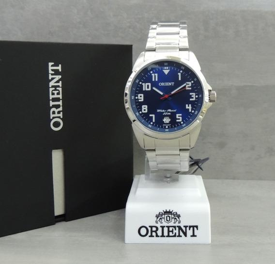 Relógio Orient Masculino - Mod Mbss1154a D2sx- Nf E Garantia