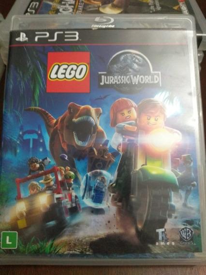 Lego Jurrasic Park #001 Ps3