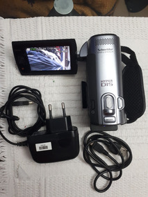 Filmadora Samsung Hyper Dis Série 65x Intelli-zoom