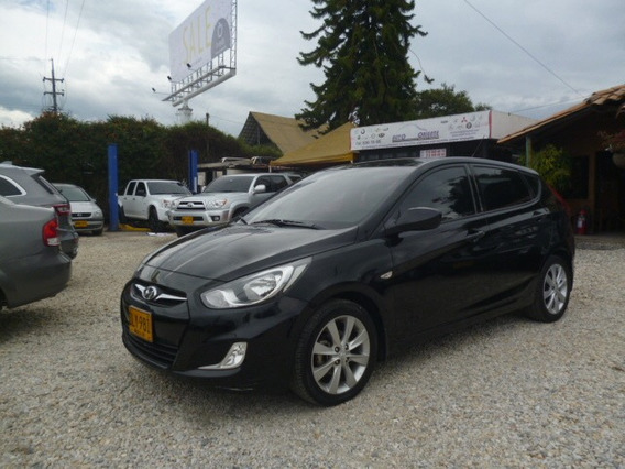 Hyundai Accent Gls Hb 2012 1.4 Full Mt Cuero